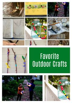 Get outdoors! We know that in our modern high-tech world it can sometimes be hard to get older children outside. This round up includes nine great nature related crafts and activities that will have your kids out exploring in no time. Outdoor Crafts, Outdoor Fun, Nature Crafts, Fun Crafts, Sparkle Stories, Sparkle Crafts, Get Outdoors, Getting Old, Exploring