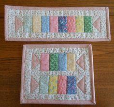 February Mini Quilt