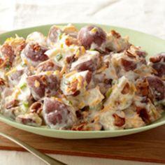 cold loaded baked potato saad grandmother s kitchen baked potato salad ...