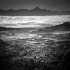 Morning Altitude  by   Hengki Koentjoro