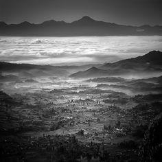 Morning Altitude  by   Hengki Koentjoro