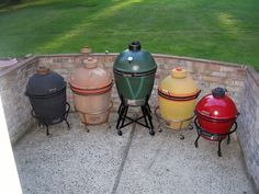 Image detail for -Old Kamado Style Cookers