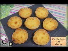 Pastelitos de Arroz || Un Dulce Clásico de Bilbao - YouTube