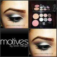 Awesome looks from #iloveeyemakeup #motivescosmetics