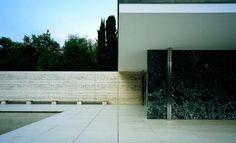 Mies van der Rohe Pavilion - Barcelona
