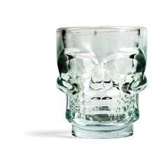 #6: Kikkerland Skull Shot Glasses, Set of 4