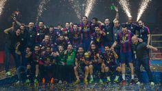 2015 EHF Champion Handball FC Barcelona #handball (@BanusAlex)
