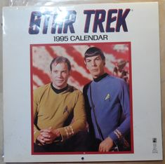 STAR TREK 1995 Calendar Pocket Books Used + THE EXHIBIT Ticket Stub Toronto McLAUGHLIN From The Mighty Finwah Collection Safely Stored For Over 25 Years UNIQUE ITEMS FOR UNIQUE PEOPLE Shipping will be within 2 days of your payment All Sales are Guaranteed Satisfaction We are Fans so we know what fans Expect Star Trek Collectibles, Ticket Stubs, World Of Darkness, Pocket Books, Star Trek Voyager, Toronto, Calendar, Stars, Exhibit