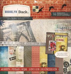 DCWV Brooklyn Stack 12 by 12inches * You can get additional details at the image link.Note:It is affiliate link to Amazon. #l4l