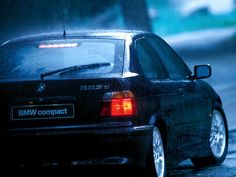 E36/5 BMW 323ti compact. A very underestimated car, but then again, it was not available in the UK or US
