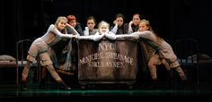 set design for annie the musical | Sugar and Spice and all things nice. That's what little girls are ...