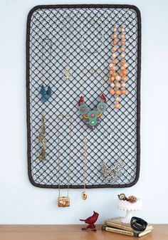 Industrial Expert Jewelry Holder, #ModCloth