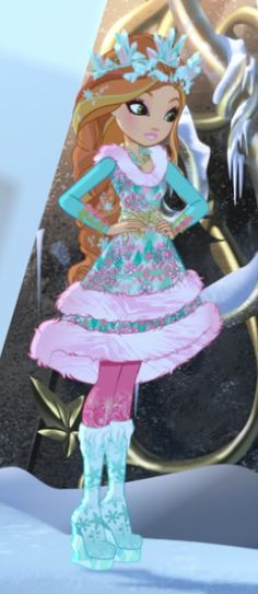 Ashlynn Ever After High, Kawaii Drawings, Cool Drawings, Eric Winter, Ashlynn Ella, Ever After Dolls, Princess Star, Monster High Art, Disney Phone Wallpaper