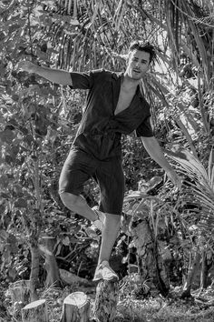 """Promoting fashion brand """"Etnos"""" they invited international model Renato Freitas to modeling all recent items. Photographed by Ivan Sanchez in Miami. Renato represented by NEXT MODEL MIAMI and Fly Models mother agency."""