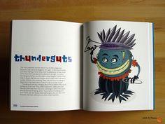 The Monster Maintenance Manual: Children's Book on Behance