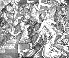Bilder der Bibel - Jesaja - Julius Schnorr von Carolsfeld