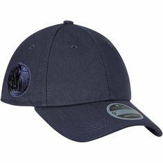 meet 06c38 3ff21 Men s Dallas Mavericks New Era Navy Black Label Series Suiting 9TWENTY  Adjustable Hat, Your