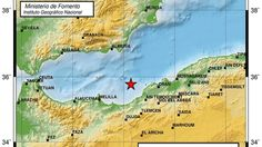Wednesday, Jul. 12, 2017: Un terremoto de magnitud 4,8 hace temblar varios municipios de Almería - Un terremoto de magnitud 4,5 en la escala de Richter y con epicentro en aguas del Mediterráneo frente a la costa de Argelia, se ha sentido en la madrugada de este martes en distintas poblaciones de l…