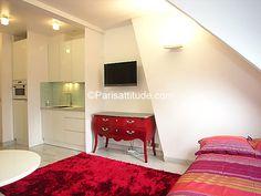 Paris Appartement Studio Champs Elysees rue du Colisee - Ref : 6615