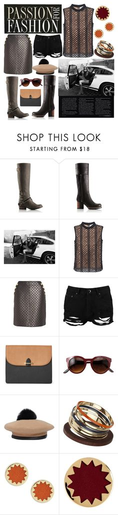 """Kick Up the Leaves (Stylishly) With SOREL: CONTEST ENTRY"" by rrenitha ❤ liked on Polyvore featuring SOREL, Bora Aksu, Burberry, Boohoo, Isaac Mizrahi, Eugenia Kim, Dorothy Perkins, House of Harlow 1960 and sorelstyle"
