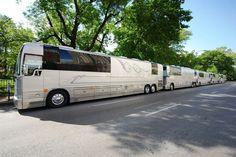 Prevost Luxuary Coaches
