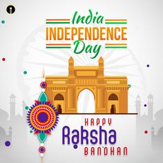 Wish you all Happy Independence Day and Raksha Bandhan. May this auspicious day fulfill your all wishes. Keep smiling :) Happy Raksha Bandhan, Raksha Bandhan Images, 15 August Independence Day, Indian Independence Day, Kings Garden, Happy Rakhi, Dubai Holidays, A Day To Remember, Indian Festivals