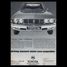 1972 Toyota Corona Mark II http://www.toyotaofplano.com/index.htm