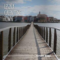 Lesina è #GreenTimeTown. Trova lo store #GreenTime più vicino a te.