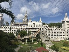 Simala Shrine: The Miraculous Castle Church in Cebu Bus Terminal, Blessed Virgin Mary, Cebu, Paths, The Good Place, Castle, Journey, Mansions, Travel