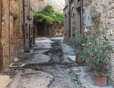 Castel Rigone, Ombrie