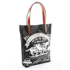 Kentucky Derby® 140 Tote - Rebecca Ray Designs