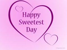 Today is Sweetest Day. What will you be doing to show your spouse or significant other just how much you love and care about them?  #talkofalifetime