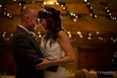 Indoor romantic wedding photography  Winter theme wedding  Suffolk wedding