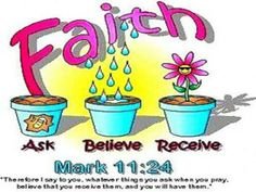 ♥ Faith in God and Jesus!