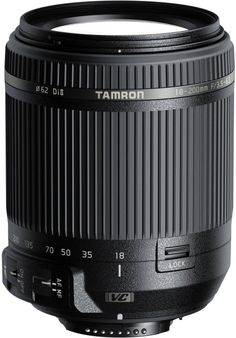 New versatile #Tamron lens arrives - #Tamron 18-200mm f/3.5-6.3 Di II VC
