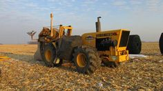 1994 Hydramaxx 2400 ditcher http://www.heavyequipmentregistry.com/heavy-equipment/14358.htm