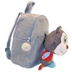 bea108bfdeb My Sweet Muffin - Monkey Backpack