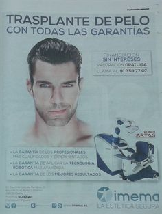 Aparición en el diario deportivo Marca. http://www.imema.es/