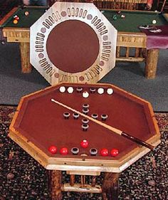 Ella Bumper Pool SUMMIT SKY RETIREMENT RETREAT Pinterest - Ella pool table