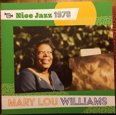 Mary Lou Williams - Nice 1978 - Black & Blue Records [France]