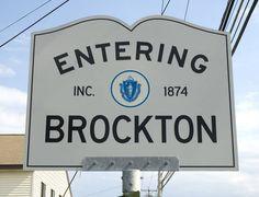 Brockton, ma.