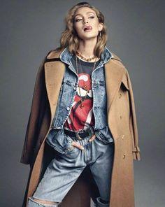 Vogue Korea, Édito Vogue, Gigi Vogue, Vogue Fashion, Fashion Models, Kendall Vogue, Vogue Gigi Hadid, Vogue Covers, Vogue Magazine Covers