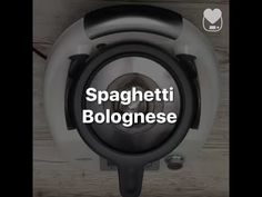 Thermotasty - Thermomix® Spaghetti Bolognese