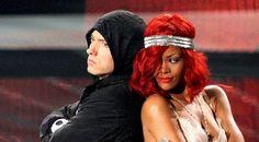 Eminem anuncia turnê com Rihanna Apresentações acontecerão em três cidades dos EUA