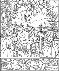 Thanksgiving Hidden Pictures Printable That are Mesmerizing Thanksgiving Coloring Pages, Thanksgiving Activities, Activities For Kids, Thanksgiving Stuffing, Hidden Picture Games, Hidden Picture Puzzles, Hidden Pics, Hidden Object Puzzles, Hidden Objects