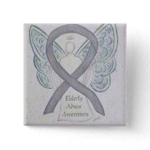 Disability Rights Awareness Angel Ribbon Pin Social Awareness, Create Awareness, Awareness Ribbons, Ribbon Art, Ribbon Colors, Cleft Lip, Testicular Cancer, Childhood Cancer, Women's Health