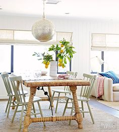 Short on Space but Big on Style: A Classy Update for a 1970s Mobile Home