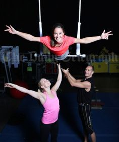#Pippa Middleton: In her latest column, Pippa joins the circus - with Cirque du Soleil. Via Telegraph