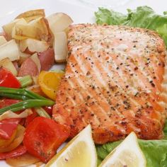 Gourmet Salmon Fillets | Colorado Prime Steaks