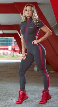 47a274fc2c29 Brazilian Workout Jumpsuit - Radiance Brazilian Workout